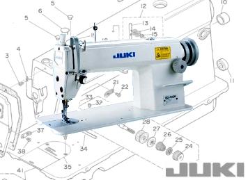 Thread Take Up Assembly DDL-8500 Sewing Machine DDL-5550 Juki DDL-5530