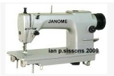 JANOME DB-J700 Parts Are HERE