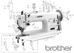 BROTHER DB2-B727 Parts Are HERE