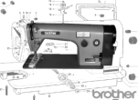 BROTHER DB2-B714 & DB2-B755Mk2 Parts Are HERE