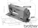 BROTHER LT2-B842 & LT2-B872 Parts Are HERE