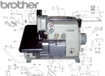 BROTHER EF4-B511 & EF4-B531 Parts Are HERE