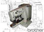 BROTHER LK3-B430 Parts Are HERE