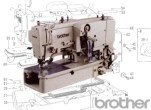 BROTHER Buttonhole Machine Parts Are HERE