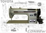 TOYOTA LS2-AD140 AD150 & AD158 Parts Are HERE