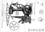 SINGER 29K & 29U Parts Are HERE
