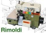 click HERE For RIMOLDI Overlock Parts